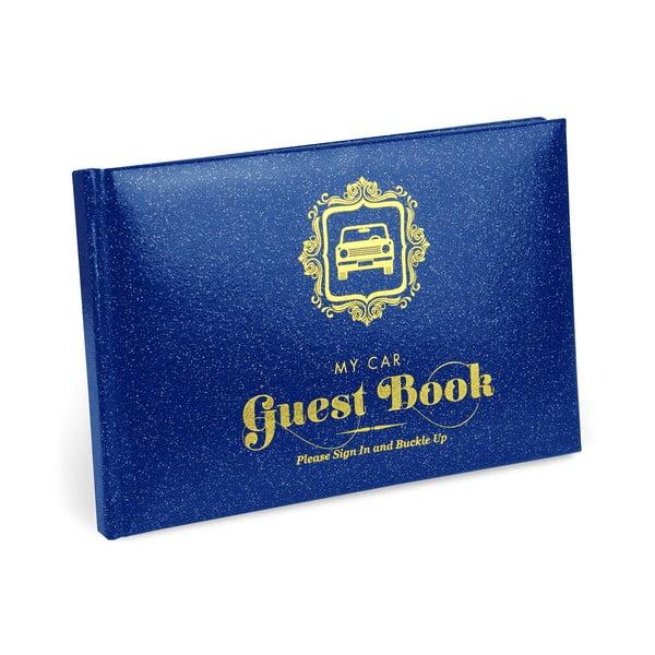 Księga gości w Twoim samochodzie