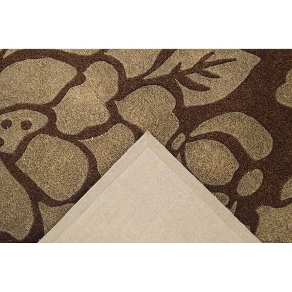 Dywan Frisse 140x200 cm, brązowy