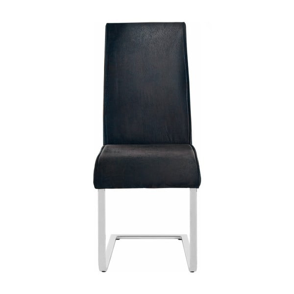Zestaw 2 ciemnoszarych krzeseł Støraa Manto