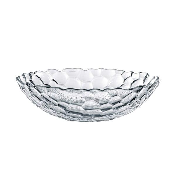 Salaterka ze szkła kryształowego Nachtmann Sphere, ⌀30 cm
