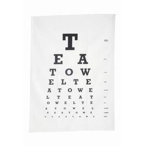 Ścierka kuchenna Eye Test, 50x70 cm