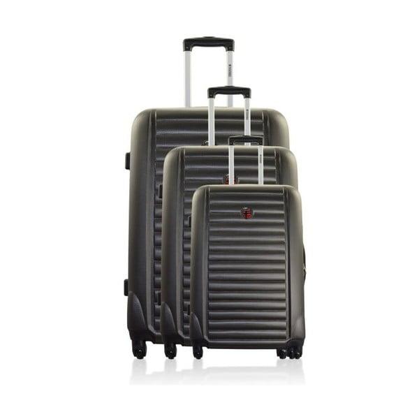 Zestaw 3 walizek Stokholm