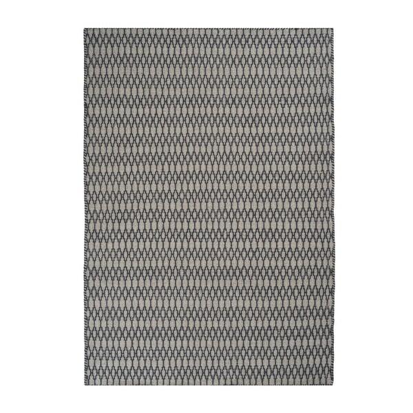 Wełniany dywan Elliot Earth, 170x240 cm