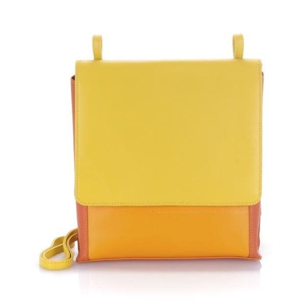 Torebka Messenger Yellow