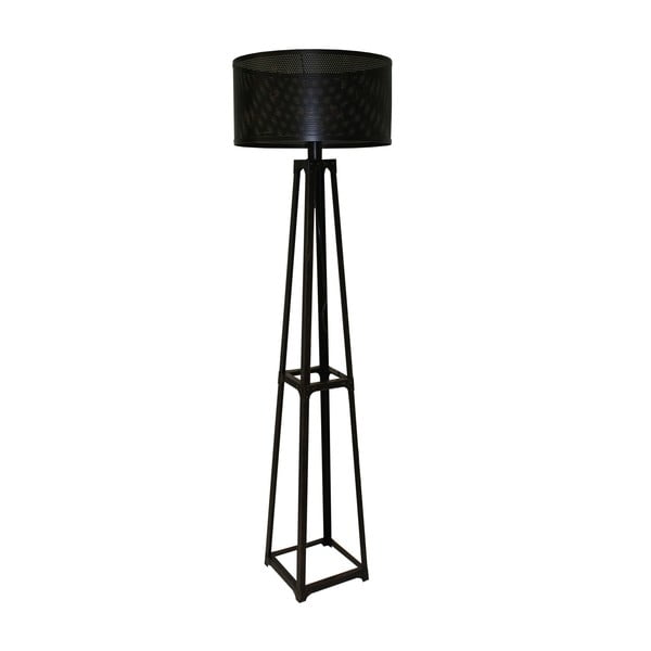 Lampa stojąca Black Fer, 255 cm