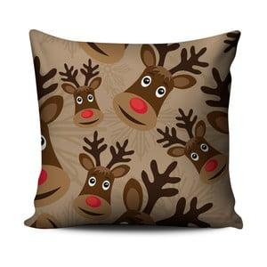 Poszewka na poduszkę Christmas V38, 45x45 cm