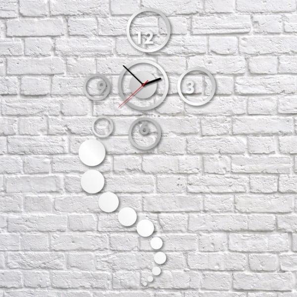 Zegar ścienny Mirror Path