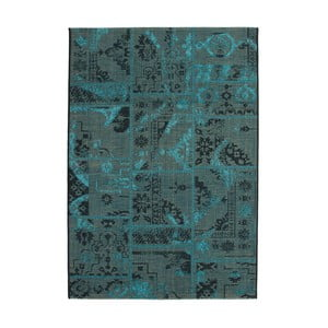 Dywan Cottage 160 turquoise, 120x170 cm