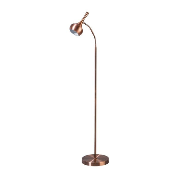 Miedziana lampa stojąca ETH Ajaccio Ross