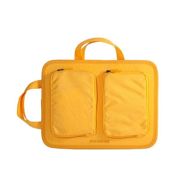 "Torba na notebook 10"" Moleskine, żółta"