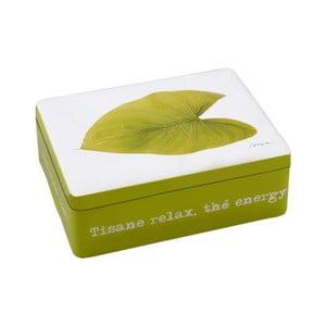 Blaszane pudełko Green