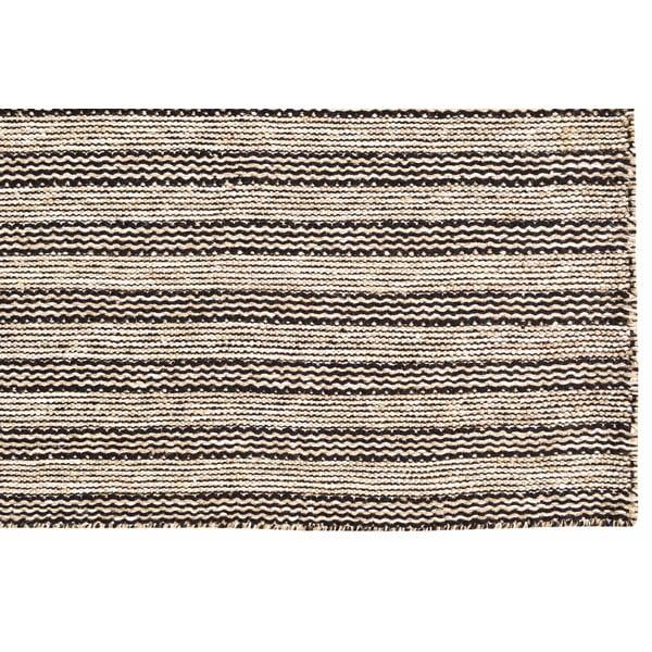 Ręcznie tkany kilim Brown Ornaments Kilim, 110x155 cm