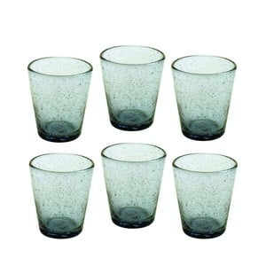 Komplet 6 szklanek Aqua Zucchero