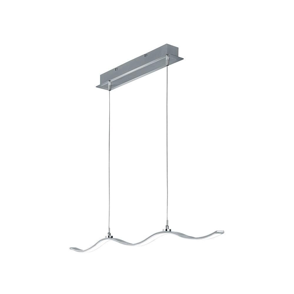 Lampa wisząca LED Trio Marius, dł. 1 m