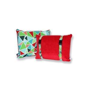 Wodoodporna dwustronna poduszka Dream Pillow Tomato Geo