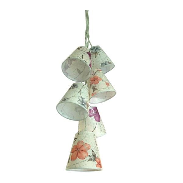 Lampa sufitowa Fleur, 130x35x35 cm