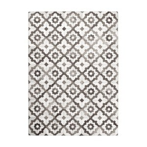 Winylowy dywan Patchwork Vintage Grises, 70x100 cm