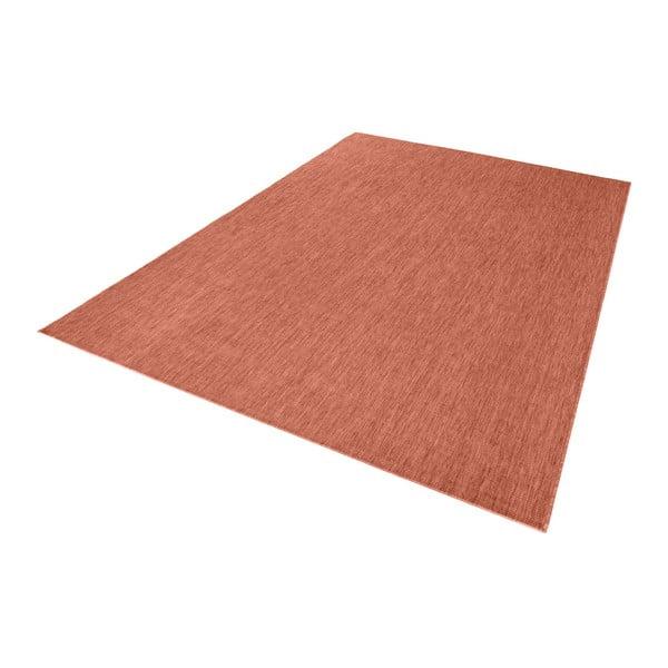 Dywan w kolorze terakoty Match, 120x170cm