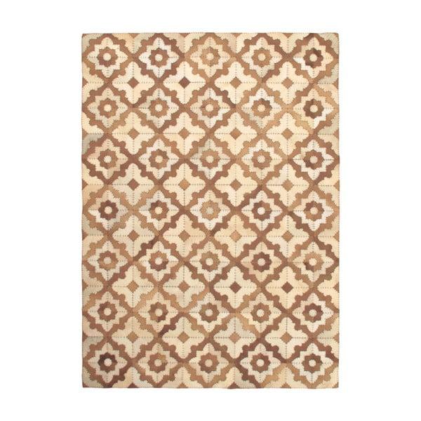 Winylowy dywan Patchwork Vintage, 99x120 cm