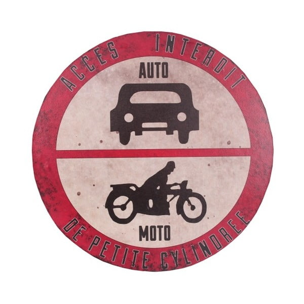 Tablica Antic Line Industrial Auto-Moto Plaque