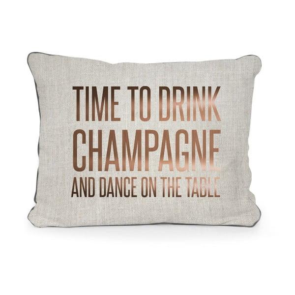 Poduszka Champagne, 50x35 cm