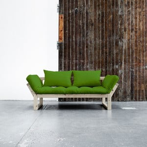 Sofa Karup Edge Natural/Lime