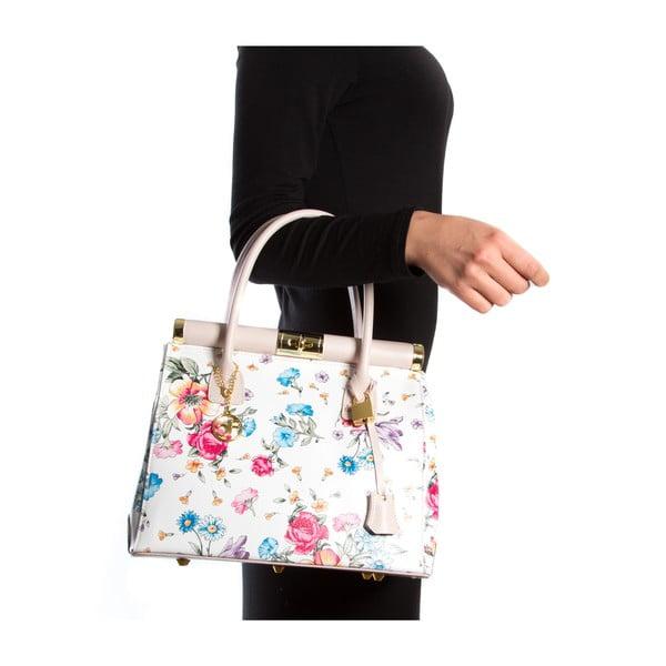 Skórzana torebka Fero, kolorowa