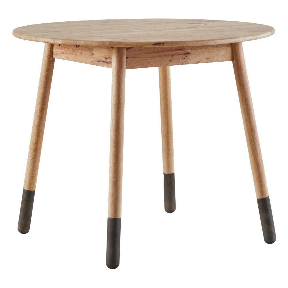 Okrągły stół do jadalni DEEP Furniture Jack, ⌀ 80 cm