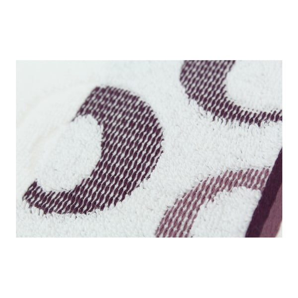 Zestaw 2 ręczników Arion White Lilac, 50x90 cm