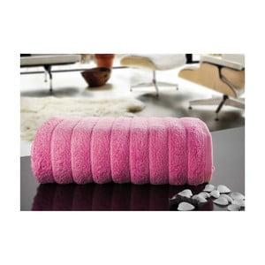 Ręcznik Dalga Pink, 100x150 cm