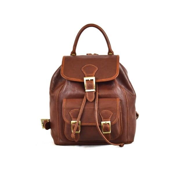 Skórzany plecak Santo Croce 8834 Brown