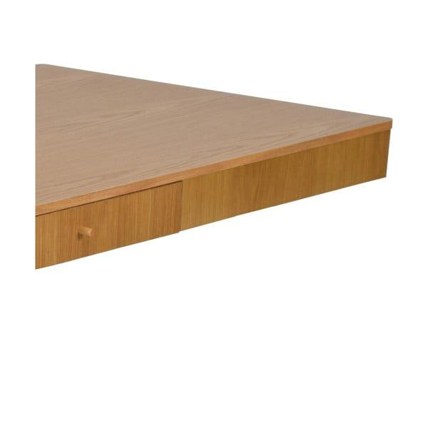 Stolik dębowy Niles, 130x68 cm
