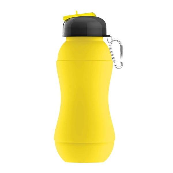 Rewolucyjna butelka Sili-Squeeze, żółta, 700 ml