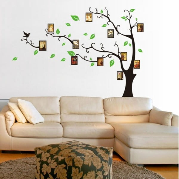 Naklejka Ambiance Tree Pictires Holder