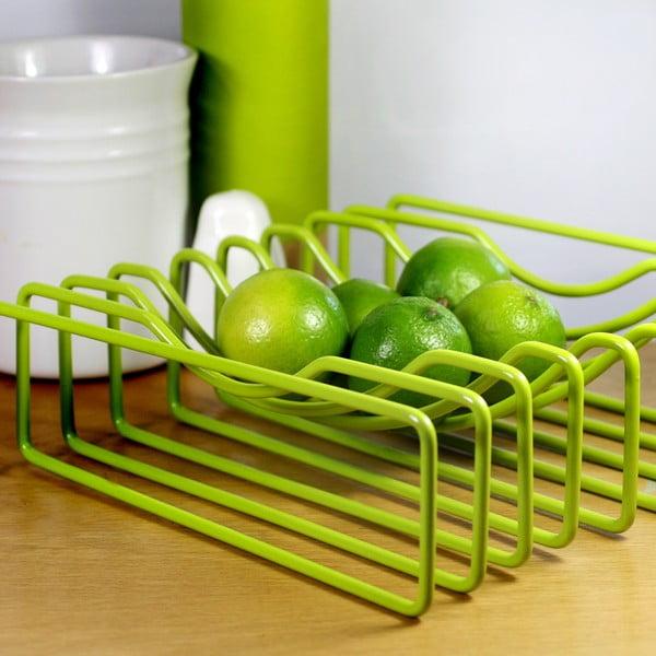 Koszyk na owoce Wire Fruit, zielony