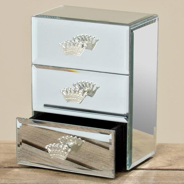 Szkatułka na biżuterię Yves, 11x7 cm
