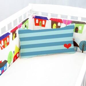 Ochraniacz do łóżeczka Happy Homes