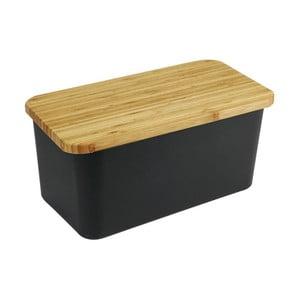 Pojemnik na pieczywo z bambusowym wieczkiem JOCCA Bamboo
