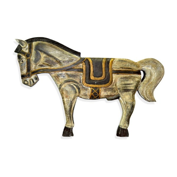 Rzeźba Carved Horse