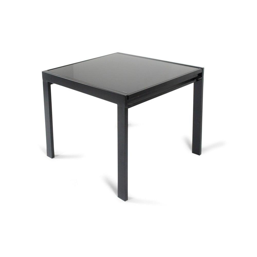 Bardzo dobry Czarny stół rozkładany Global Trade Evolution, długość 90-180 cm OM75