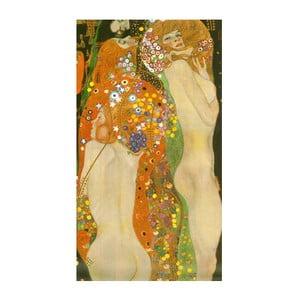 Reprodukcja obrazu Gustava Klimta - Water Hoses, 80x45 cm