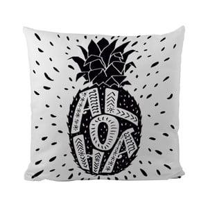 Poduszka Black Shake Aloha, 50x50 cm