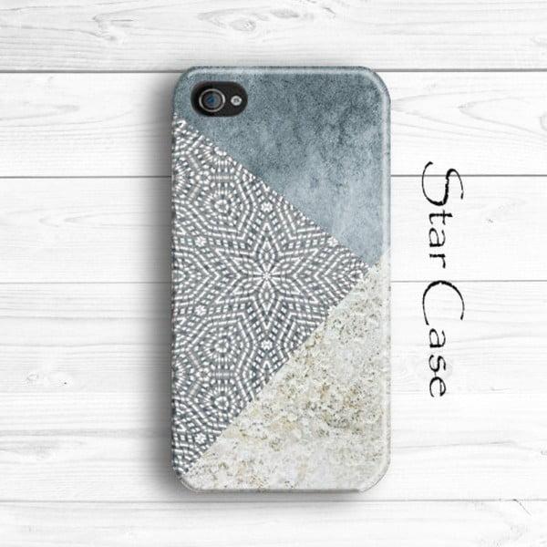 Etui na iPhone 4/4S Wood Grey Trio