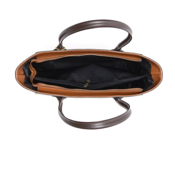 Skórzana torebka Cuco, koniak