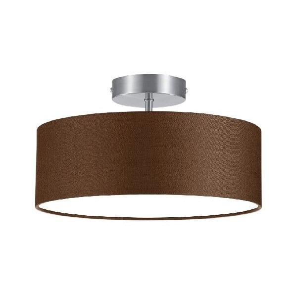 Brązowa lampa sufitowa Serie