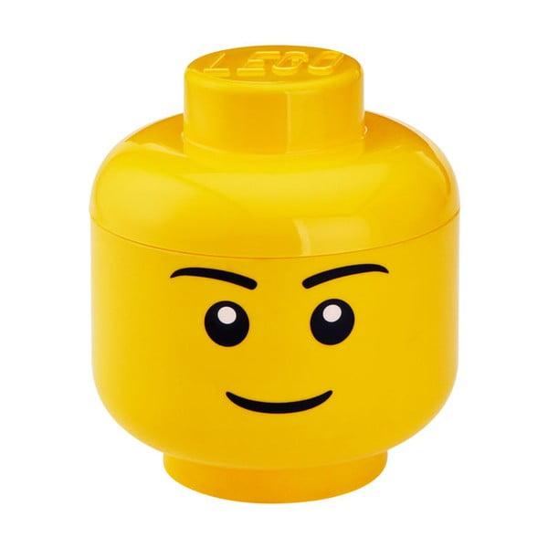 Pojemnik głowa duża LEGO® Boy