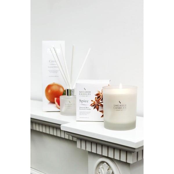 Świeczka zapachowa New Naturals 40 godzin palenia, aromat cytrusów