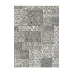 Dywan Patchwork 2 Light Grey, 62x124 cm