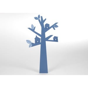 Wieszak Tree Blue