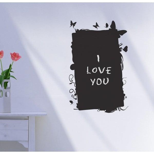 Dekoracyjna tablica samoprzylepna Farfalle